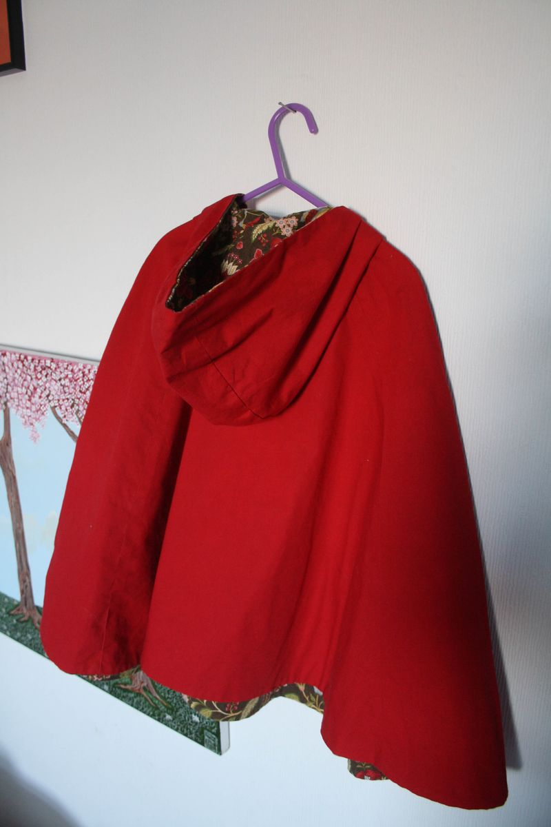 The red riding hood look2